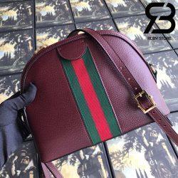 Túi Gucci Ophidia GG small shoulder bag bordeaux best quality