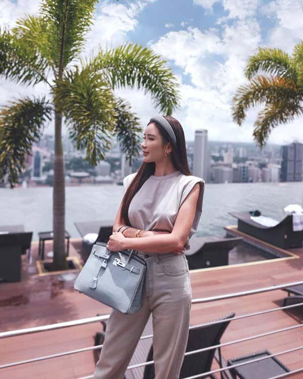 doanh nhân người Singapore Jamie Chua được coi là người có bộ sưu tập Birkin lớn nhất thế giới