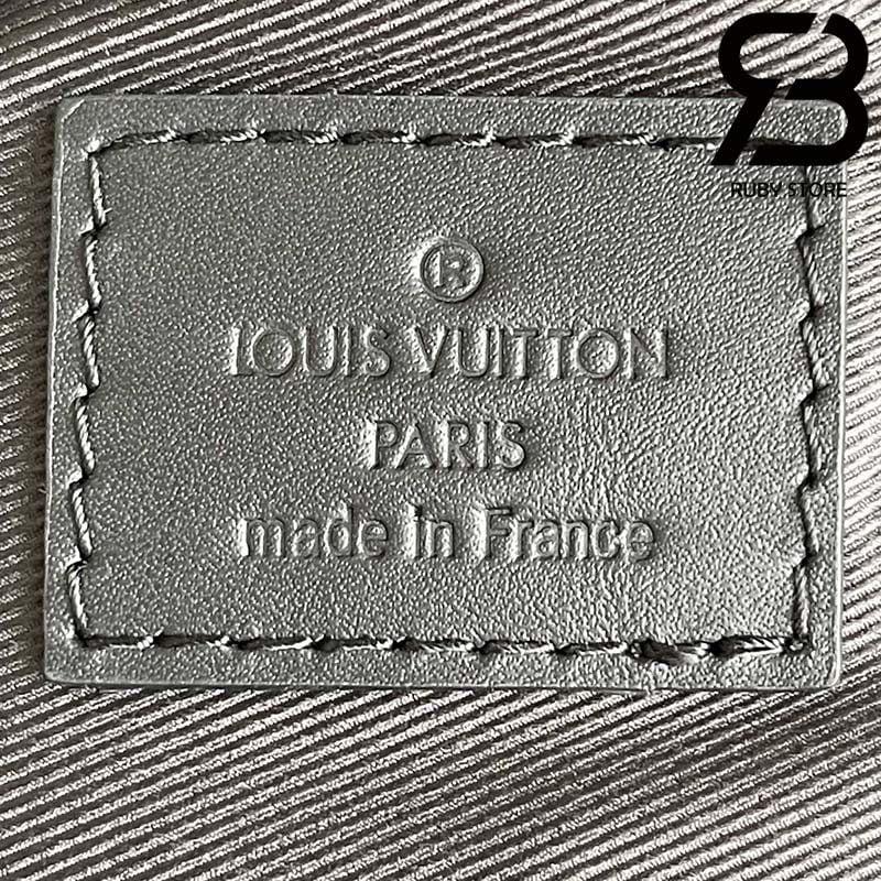 Túi LV Mini Soft Trunk Monogram Eclipse Grey Best Quality 99% Auth