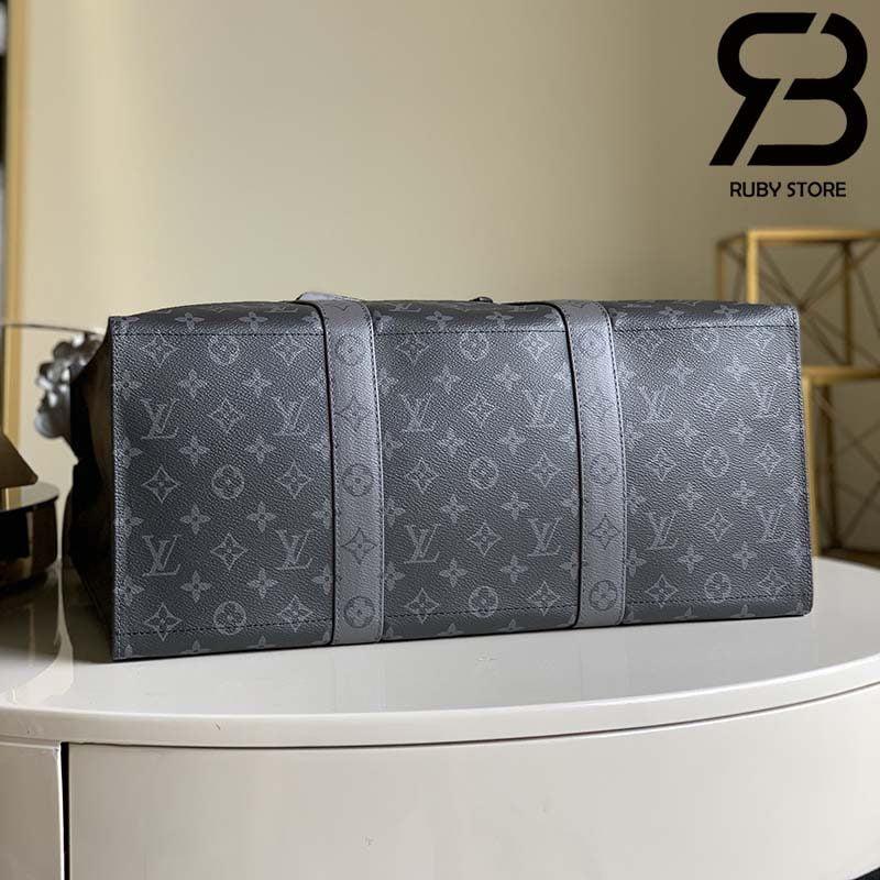 Túi LV New Cabas Zippe GM Monogram Black Best Quality 99% Auth