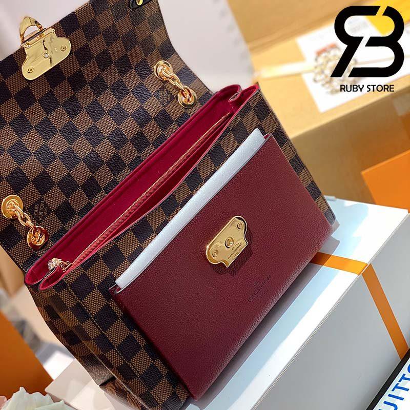 Túi LV Vavin PM Monogram Bordeaux Best Quality 99% Auth