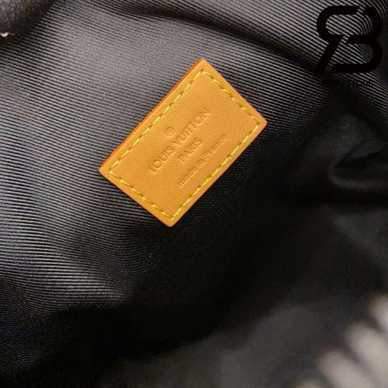 Túi LV x Nigo Soft Trunk Monogram Brown Best Quality 99% Auth