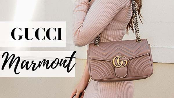 Túi xách Gucci Marmont cho người trung niên