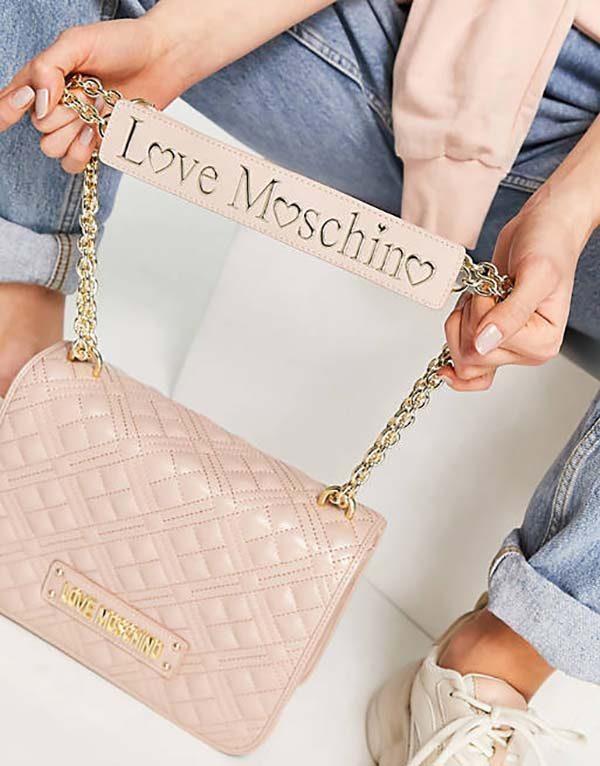 Túi xách Love Moschino cho mẹ