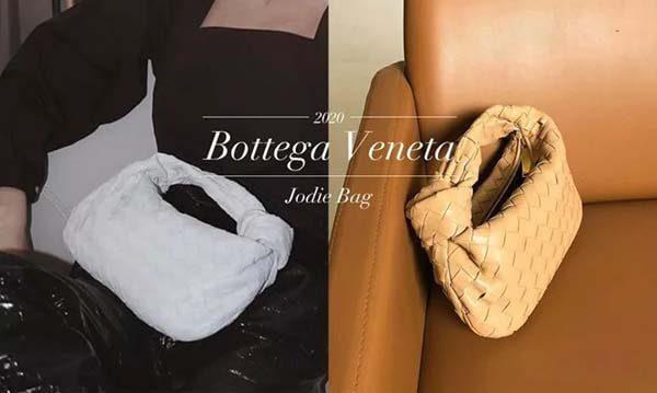 Túi Bottega Veneta Jodie đẹp nhất 2021