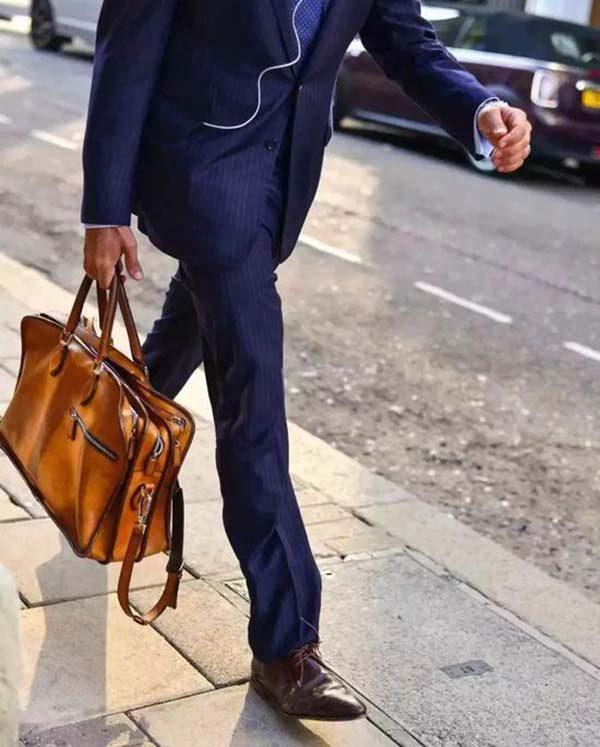 túi xách Flap Over Briefcase cho dân công sở