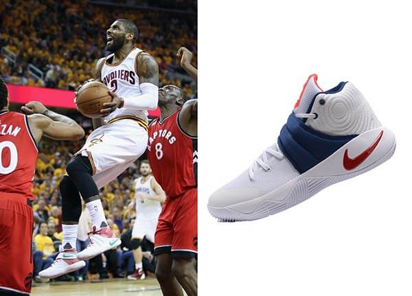 Nike Kyrie 2 của Kyrie Irving trong Olympic 2016