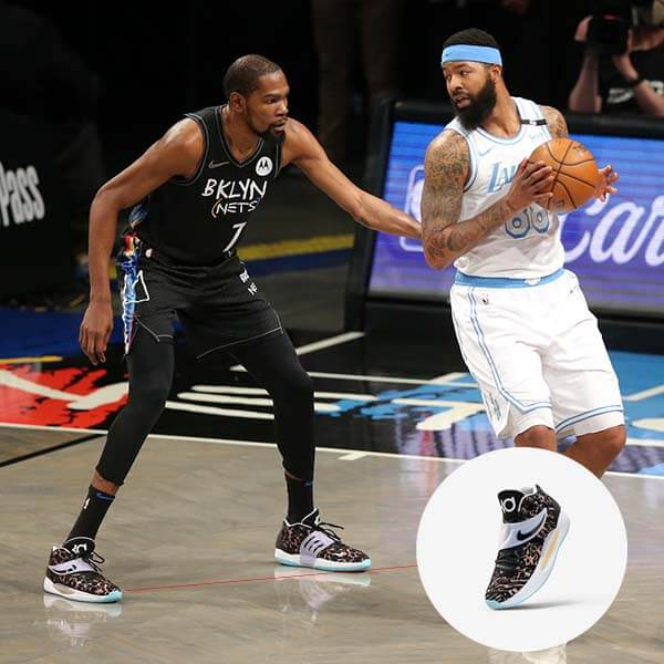 Olympic 2021: Nike KD 14 của Kevin Durant