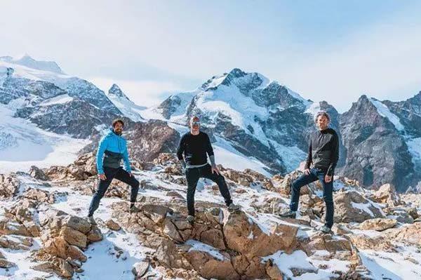 3 nhà sáng lập Thương hiệu On Running