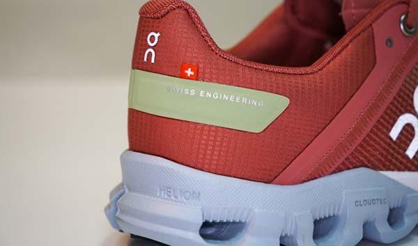 Phần gót của giày On Cloudflow