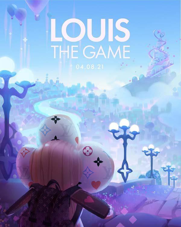 Louis Vuitton tham gia vào lĩnh vực game điện tử có NFT