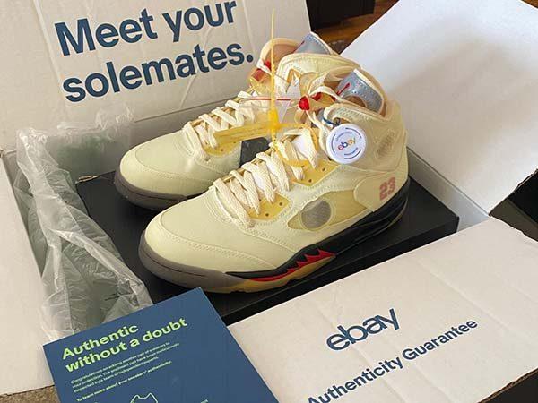 Mua giày trên eBay có an toàn không?