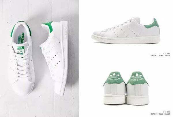 Giày Adidas Originals × Stan Smith