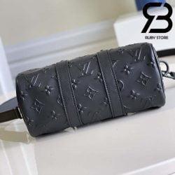 Túi Du Lịch LV Keepall XS Black Monogram Best Quality 99% Auth