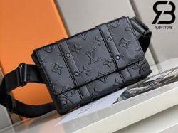 Túi LV Trunk Sling Bag Black Best Quality 99% Auth
