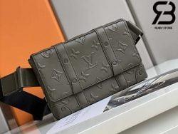 Túi LV Trunk Sling Bag Khaki Best Quality 99% Auth
