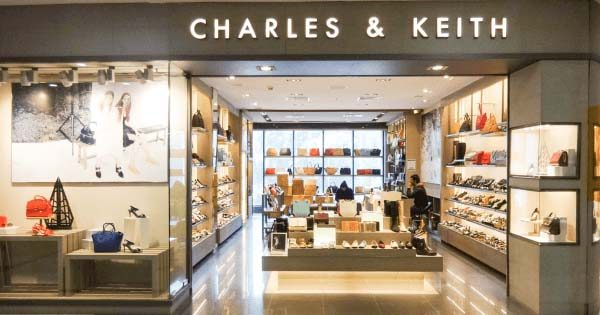 Cửa hàng Charles & Keith