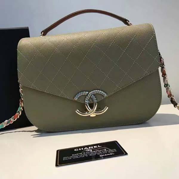 Tất cả túi Chanel đều có mã Code