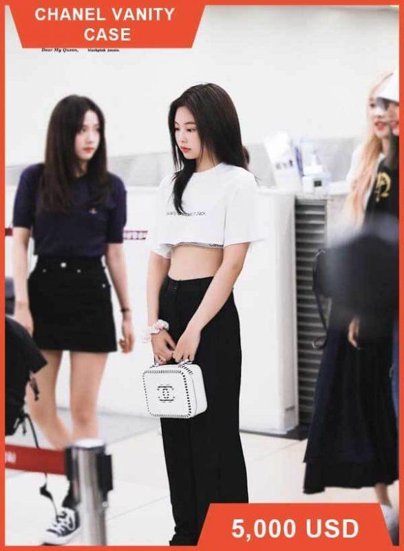 Chanel Vanity Case của Jennie (Blackpink)