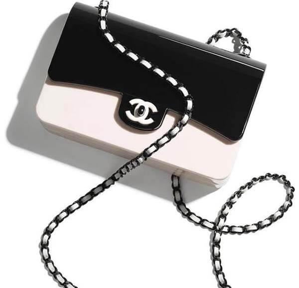 Túi Chanel Plexi