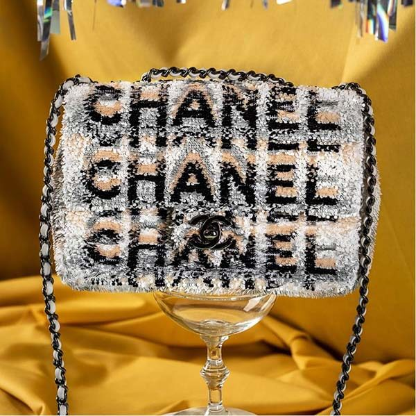 Túi Chanel Sequined