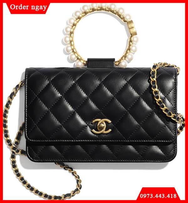 Chanel Pearl Bracelet Bag Collection
